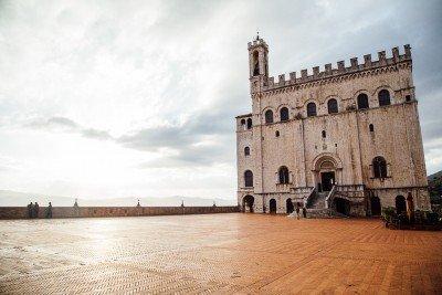 Gubbio. Tuscany/Umbria tour