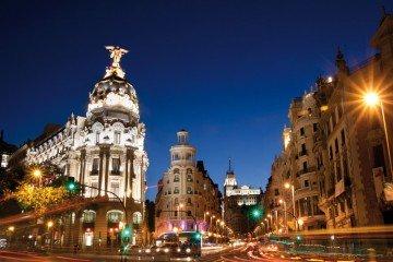 Madrid & Central Spain