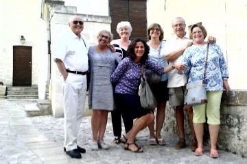 Matera Amber Road Tours June 2017