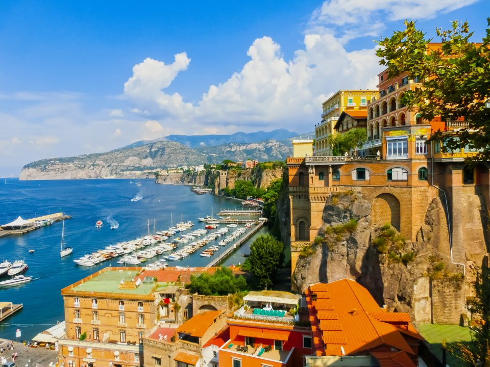 Best Local Restaurants In Sorrento Italy