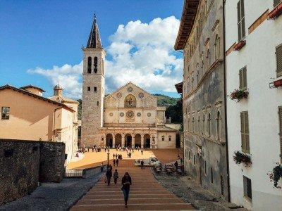 Spoleto. Tuscany/Umbria tour