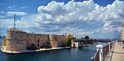 Amber Road Tours: Taranto