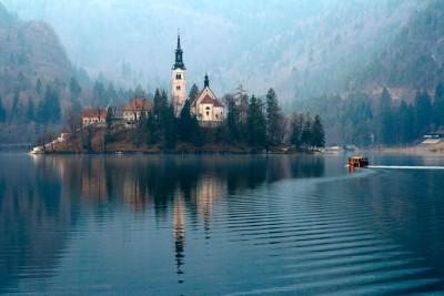 Bled Island Slovenia