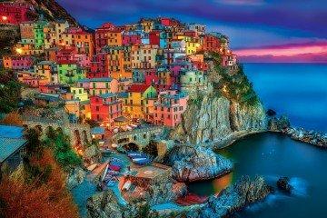 Lucca, Genova & Cinque Terre