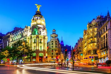 Madrid & Central Spain