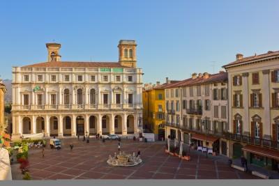 Bergamo. Milan & Lombardia Italian Lakes