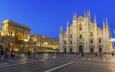 Milan & Lombardia. Italian Lakes