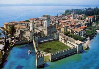 Sirmione. Milan & Lombardia. Italian Lakes