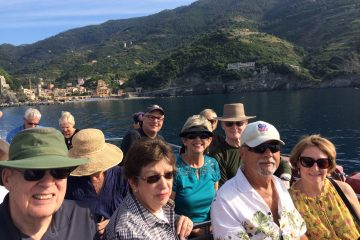 Cinque Terre with Amber Road Tours